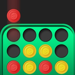 Four in a row! Online - Multiplayer classic board free games for 2 players play with friends