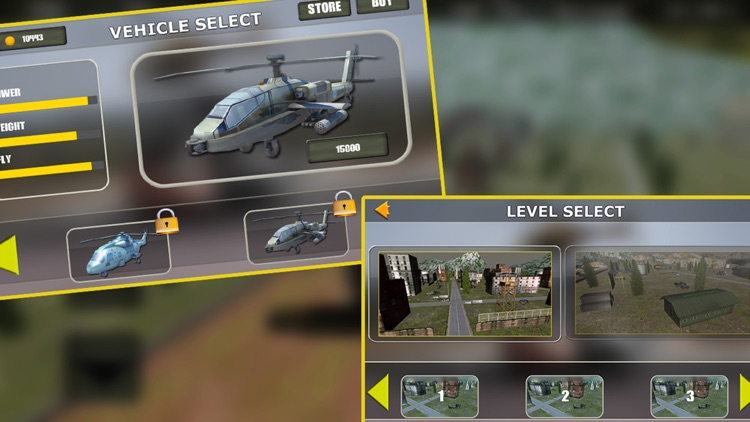 Army Helicopter Simulator 3D screenshot-3