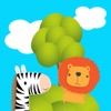 Small Stories for Kids - Short Tales Interactive Children's Books: First Words, Colors and Numbers