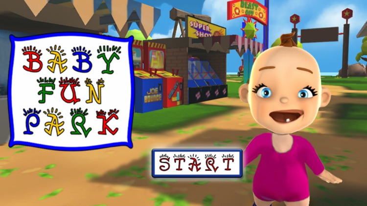 Baby Fun Park - Baby Games 3D screenshot-4
