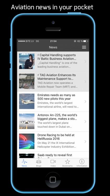 World Aviation News