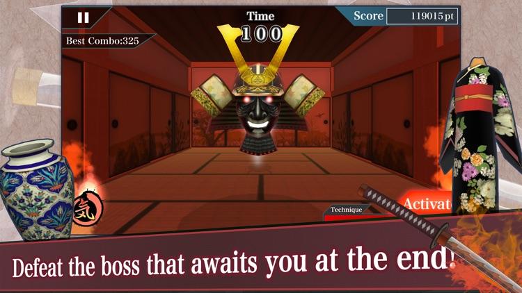 "Samurai Sword ""Slashing Action"" screenshot-3"