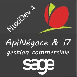 Sage Gestion i7 & Api Négoce via NuxiDev 4