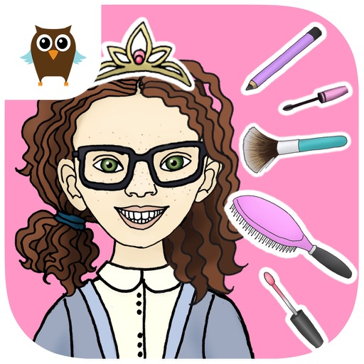 Ugly Princess Makeover – Beauty Salon at Home