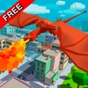 Cube Dragon City Rampage 3D