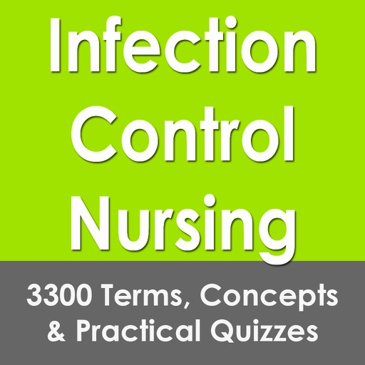 Infection Control Nursing: 3300 Flashcards