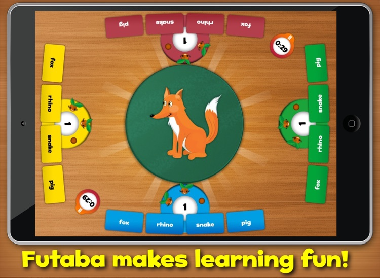 Futaba Classroom Games for Kids