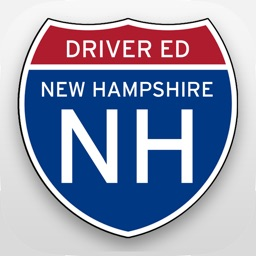 New Hampshire DMV Driver License Reviewer