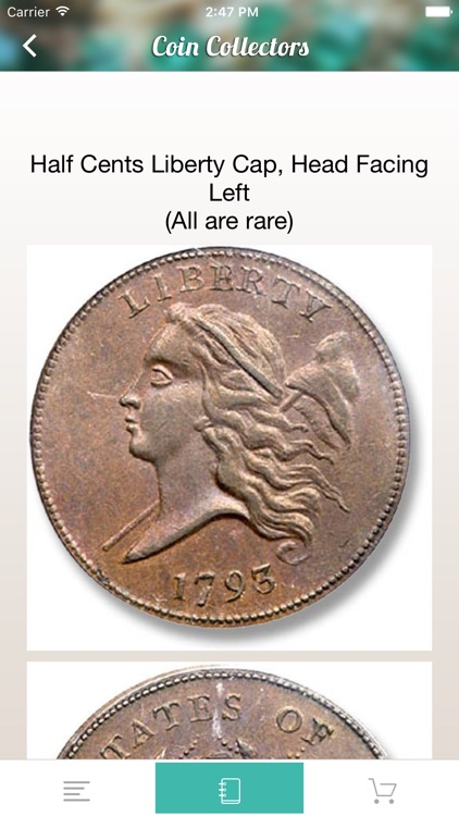 Coins - A Price Catalog for Coin Collectors