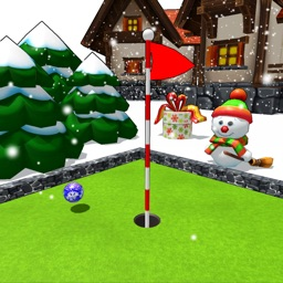 Mini Golf Christmas