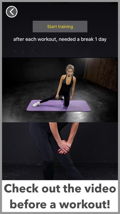Do The Splits for Beginners. Personal Trainer Online for Man and Women screenshot-4