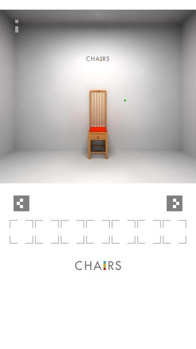脱出ゲーム「椅子」紹介画像2