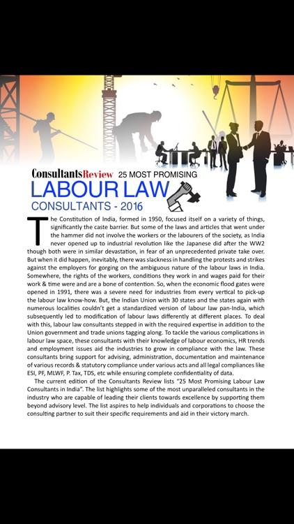 Consultants Review screenshot-3