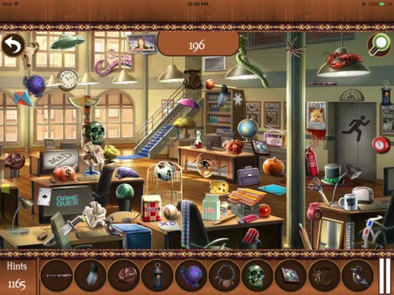 Free Hidden Objects Big House Search Find Hidden Object Games