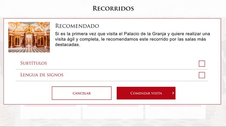 Palacio Real de La Granja de San Ildefonso screenshot-3