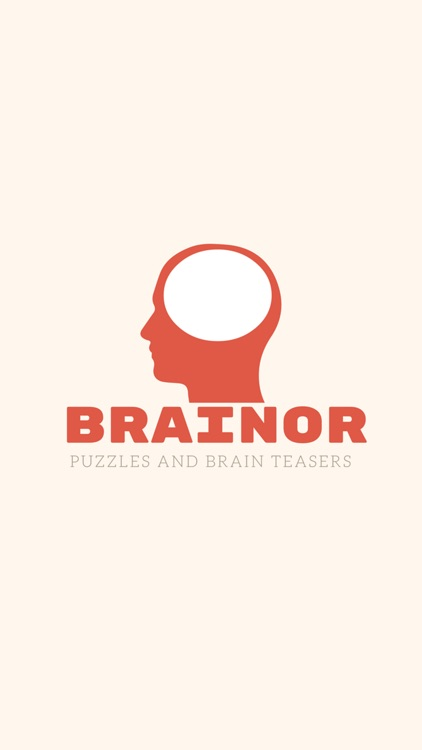 Brainor - Puzzles and Brain Teasers