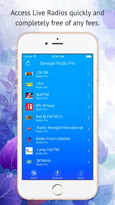 Senegal Radio Pro