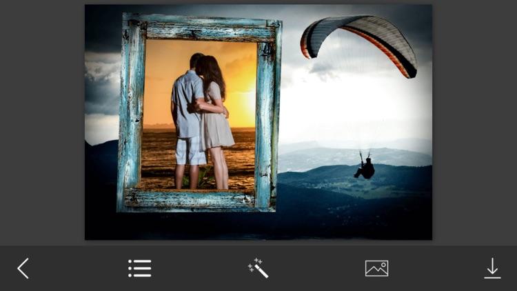 Life Photo Frames - Instant Frame Maker & Photo Editor