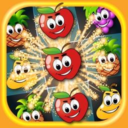 Fruit Dash Match-3
