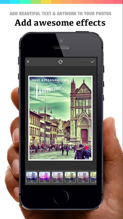 Collage 360 - photo editor, collage maker & creative design App ScreenShot3