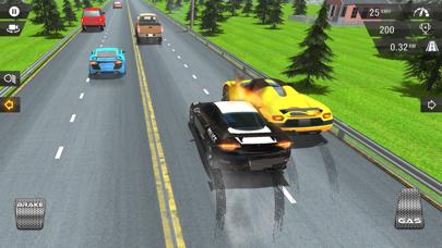 Racing In Police Carのおすすめ画像3
