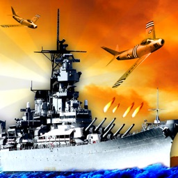 Attack of Battleships  : Naval War-ship Warfare