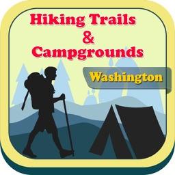 Washington - Campgrounds & Hiking Trails
