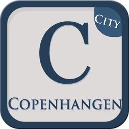 Copenhagen Offline City Travel Guide
