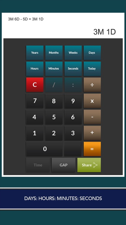 CSO Time Calculator Pro screenshot-3