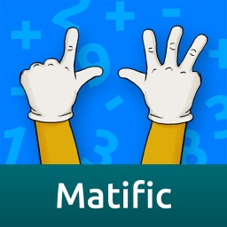 Kindergarten Matific Math Games: Kids practice numbers, counting, addition and other recommended math skills