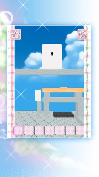 脱出ゲーム六月花嫁のブーケのスクリーンショット4