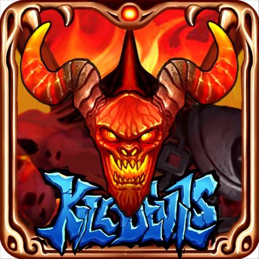 Kill Devils - kill monsters to resist invasion