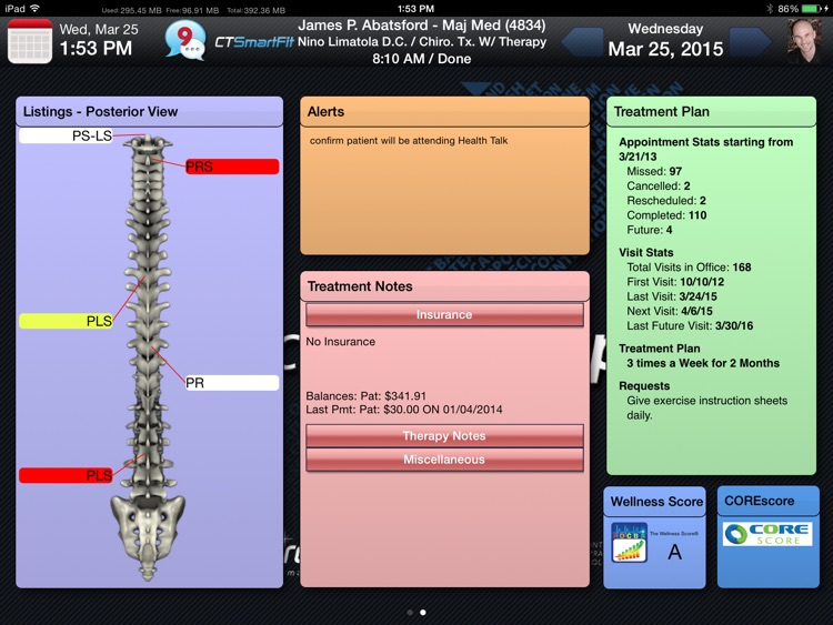 CT Provider Mobile 6.5 screenshot-3