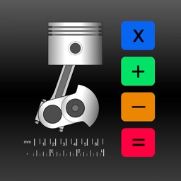 PistonCalc: Multipurpose Engine Calculator with unit conversion