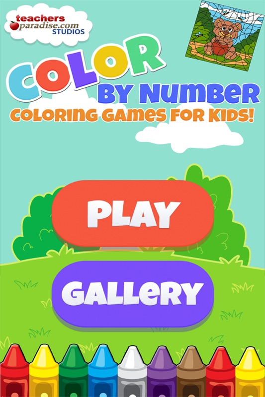 Color By Number Coloring Games - Online Game Hack and Cheat ...