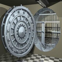 Houdini Escape : Escape Bank -  Test Your Brain