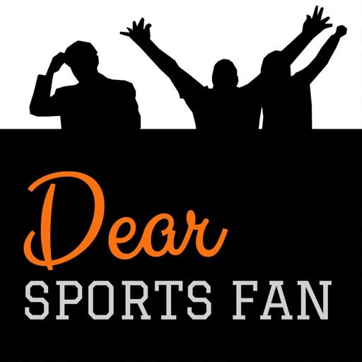 Dear Sports Fan