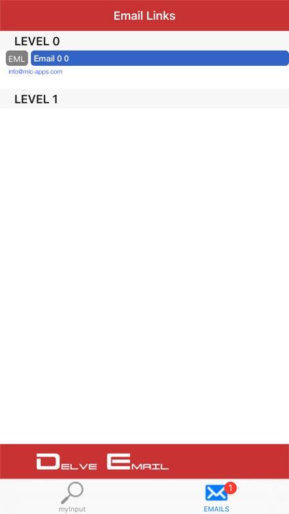 Delve Email screenshot-3