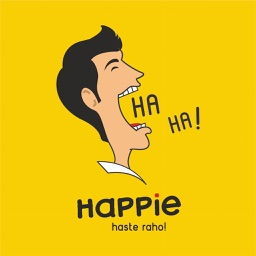 Happie - Jokes, Funny Jokes App
