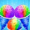 Snow Cone Maker Frozen Summer Fun Carnival Drink Free Games