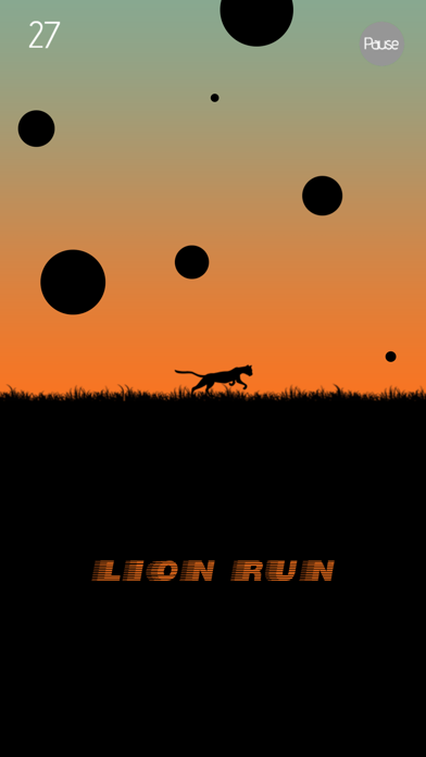 Lion Run - Rescue Mission screenshot two