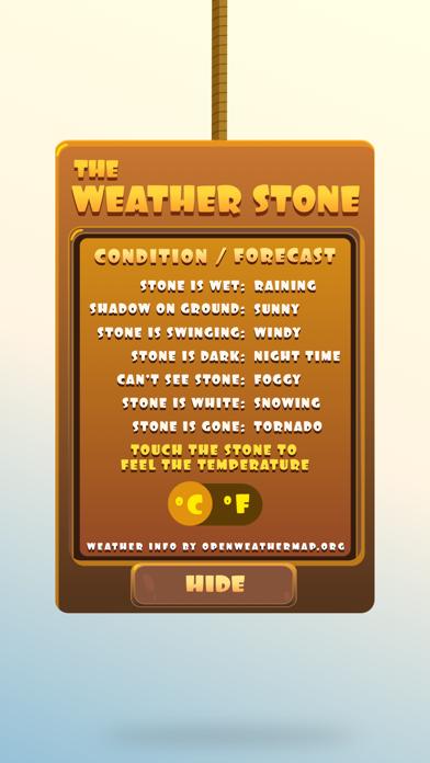 Weather Stoneのおすすめ画像1