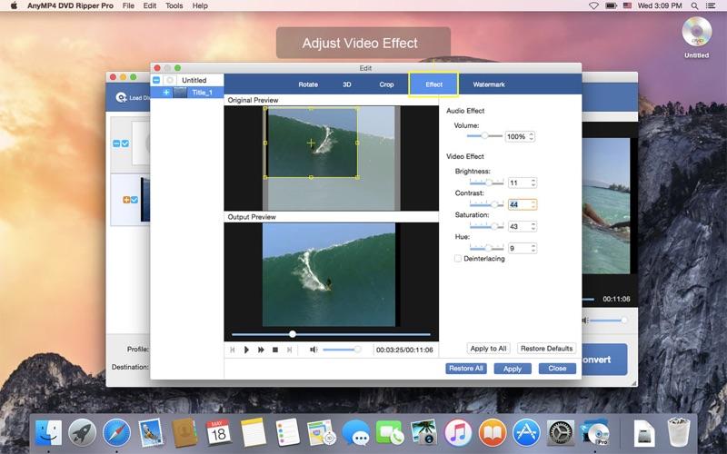 AnyMP4 DVD Ripper Pro