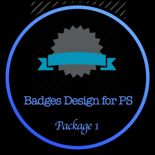 Badges Design for Photoshop