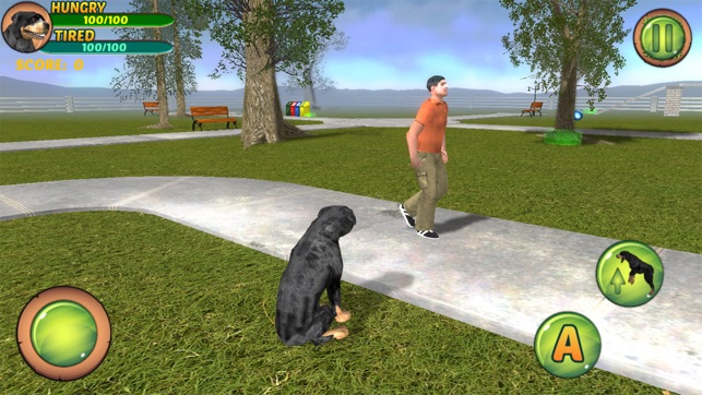 Real Stray Dog Simulator: Puppy World on the App Store