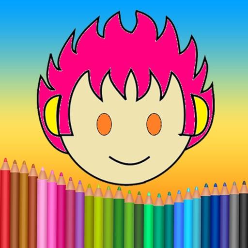 Preschool Coloring Book for kids