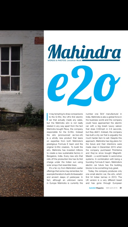 AutoVolt Magazine screenshot-4
