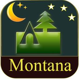 Montana Campgrounds & RV Parks Guide