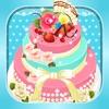 生日蛋糕制作 - 免费做饭游戏大全 - 神马游戏