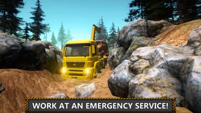 Tow Truck Simulator: Offroad Car Transporter